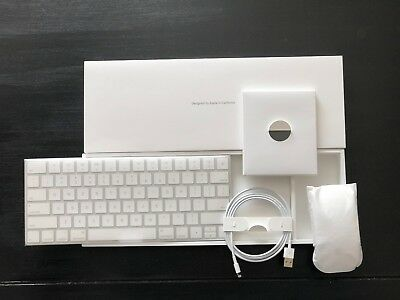 Apple Bluetooth Magic Keyboard A1644 and Magic Mouse 2 A1657 Bundle - NEW IN BOX