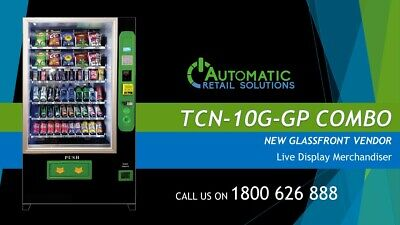 TCN-10G-GP  - Combo vending machine  - Fresh Food, Snack and Drink