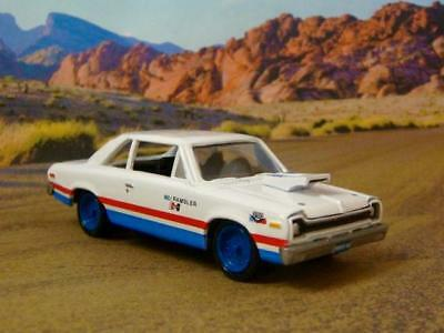 Vintage Drag Racing 1969 69 AMC Hurst V-8 SC Rambler 1/64 Scale Limited Edit X