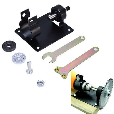 10mm Electric Drill Cut Seat Stand Machine Bracket Rod Bar Table Angle Grinder