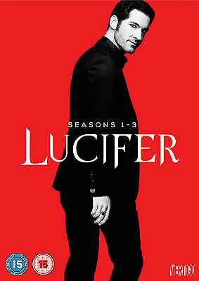 Lucifer: Seasons 1-3 (DVD)