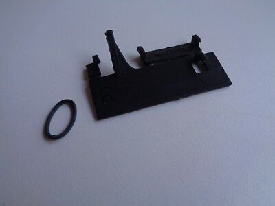 Gi Joe part PHANTOM X-19 1988 RIGHT FRONT LANDING GEAR DOOR COVER