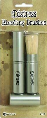 Ranger Distress Blending Brushes TDA62240 Tim Holtz 2pcs Tim Holtz