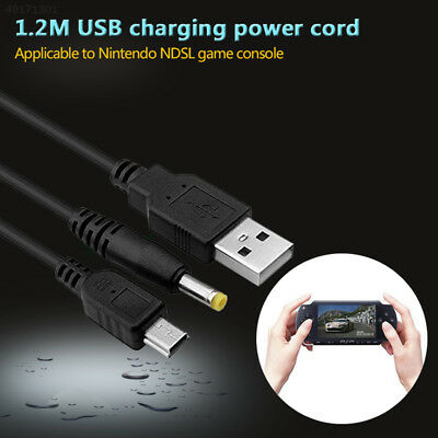 F246 Durable for Sony PSP 1000 / 2000 / 3000 2-In-1 USB Cable Adaptor Console