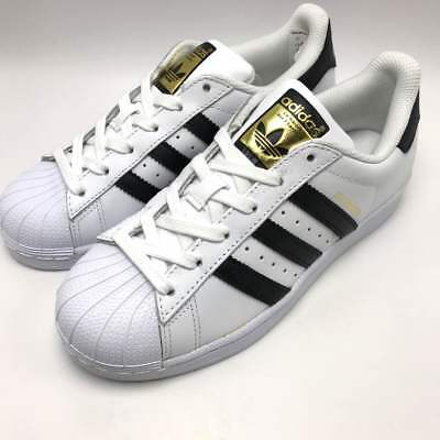 the latest 58570 8ff6c PicClick Exclusive · Adidas Originals Women s Superstar White Black C77153 Women s  size 4.5-10