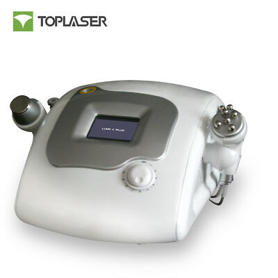 Cavitation rf beauty machine cellulite reduction luna 5 Toplaser