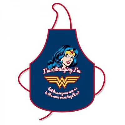 Delantal Wonder Woman
