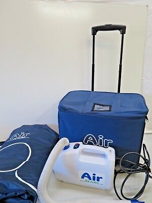 McAuley Medical Standard Air Slide Lateral Patient Lift Transfer System