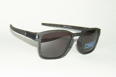 8b4ec8762fa Oakley Latch Squared Woodgrain Prizm Daily Polarized Sunglasses Oo9353-10