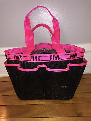 VICTORIA SECRET PINK Shower Caddy Tote *Excellent* - $14.99 | PicClick