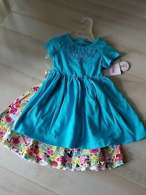 Toddler Girl Dress Sets By Nanette Kids NWT Size 3T