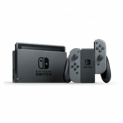 Videoconsola Nintendo Switch Grey