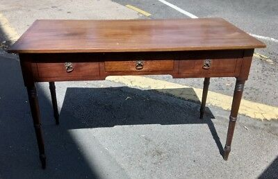 Antique Hall Table /side Table, Desk