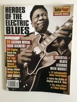 Guitar Player Master Series, Heroes of the Electric Blues