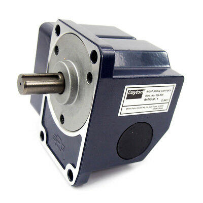 Continuous Speed Reducer - Right Angle Gear Box | 30:1 Ratio | 1800 RPM Input