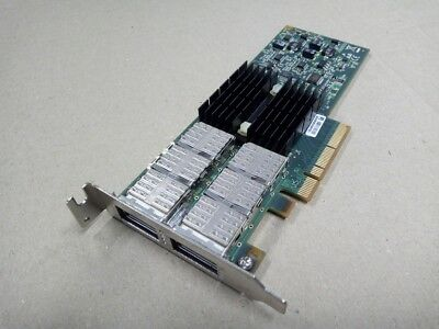 Mellanox MHRH2A-XSR QSFP Infiniband Dual-Port Low profile Adapter