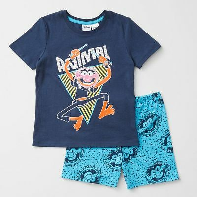 NEW Disney The Muppets Pyjama Set Kids
