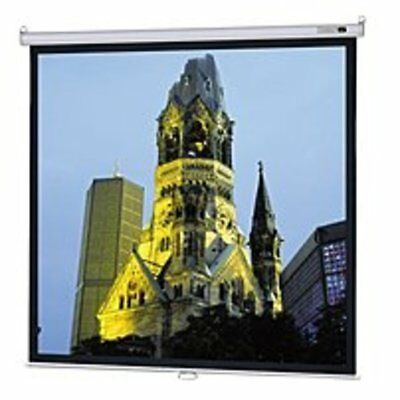 DA-Lite 36453 Model B Manual with CSR Projection Screen - 94.0 inches - Matte Wh