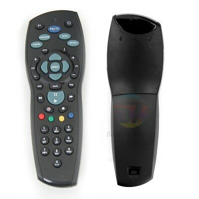 Aussie Replacement Remote Control For Foxtel Mystar HD PayTV IQ2 IQ3 IQ4 Black