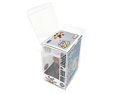 "Funko Pop! Protectors For 4""- Acid-Free, Crystal Clear, Heavy Duty"