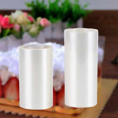 1 Roll of Cake Collar Kitchen Clear Acetate Cake Chocolate Candy Baking Decor