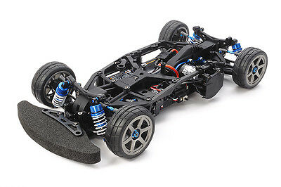 Tamiya 58636 1/10 EP RC 4WD On Road Touring Car TA07 Pro Chassis Assembly Kit