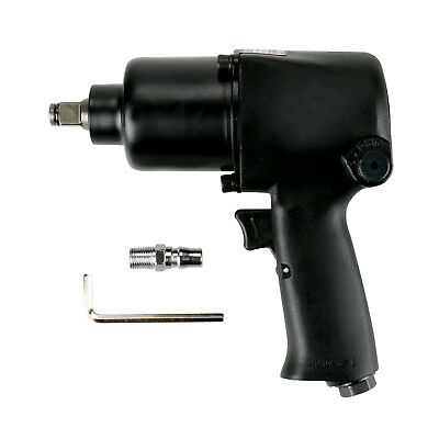 """1/2""""(12.5mm) Air Impact Wrench Pneumatic Twin Hammer Power Drive Removal Tool"""