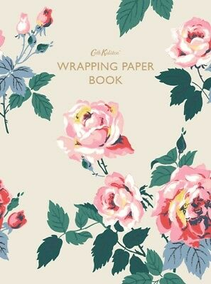 Cath Kidston Wrapping Paper Book NEW