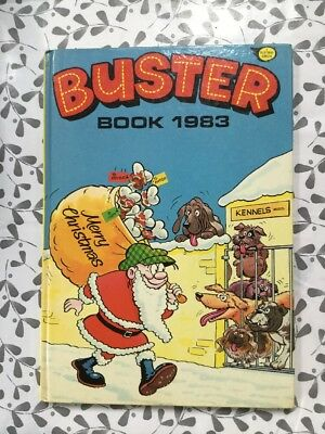 Buster Book  1983 ( Fleetway Annual)