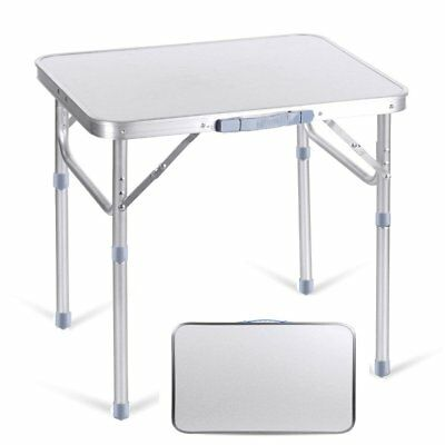 2ft Folding Table Heavy Duty Trestle Camping Party Picnic BBQ Stall Garden