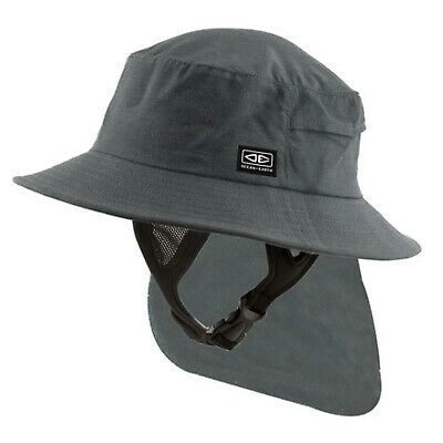 Ocean & Earth Indo Legionnaire Bucket ADULT Stiff Peak Surf Hat Size S-XL