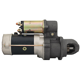 New Starter Genuine Oe Quality 12V 2.8Kw 10Th Cw Suits John Deere 4400,4420