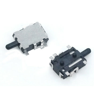 HD-11 Black Detection Tact Switch SMD 4*5.6mm Silent Mini Push Button On/off