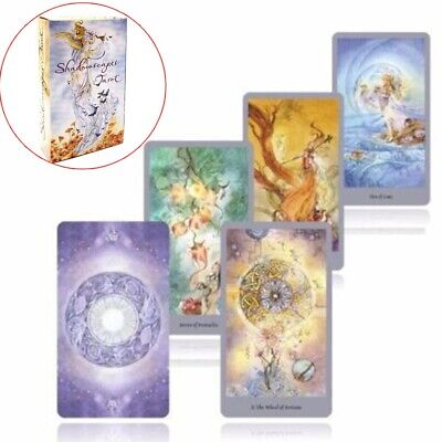 Full Version Shadowscapes Tarot Cards Board Party Game Playing Game Card 78 Deck