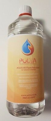 Polya Flame Retardant Spray 1 Litre (Fire Retardant Spray)