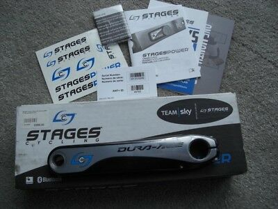 Stages Dura-Ace 9000 Power Meter 170mm