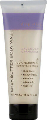 Body Wash, Deep Steep, 8 oz Lavender Chamomile
