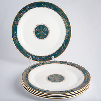 Royal Doulton Carlyle 5 Five Dinner Plates 2nds