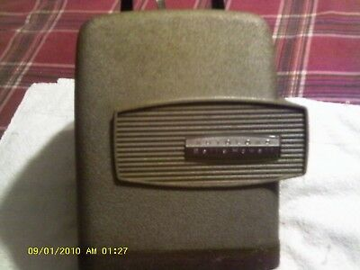 Vintage Bell and Howell Autoload Model 245BA 8mm Film Movie Projector