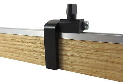 """Taytools Flip Stop Swing Away Stop for Any T Track That Accepts 1/4"""" Hex Head"""