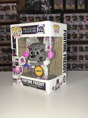 Funko Pop Funtime Freddy 225 Sister Location Chase