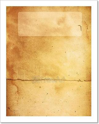 Backgrounds Book Cover  Art Print Home Decor Wall Art Poster - I