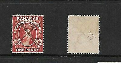 Bahamas Stamp-Scott #2a-Used-No reserve