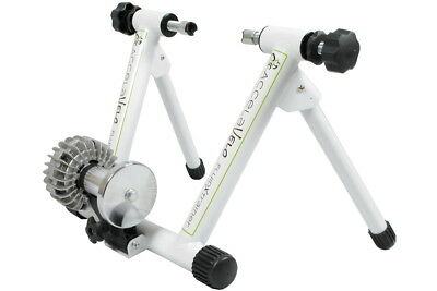 New Cycle Bike Trainer Indoor Bicycle Exercise Portable Fluid Work Out Magnetic