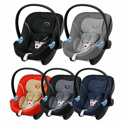Cybex Aton M Group 0+ ISOFIX / Belted R44/04 Rear Facing Baby / Child Car Seat
