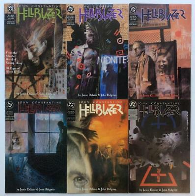 Hellblazer #1 to #207 MASSIVE collection of 203 issues (DC 1988) high grade.