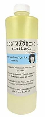 Ice Machine Sanitizer 16 oz | Nickel-Safe | Non-Toxic | Ice Machine Cleaner