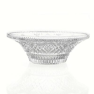 """Marquis by Waterford 10.75"""" Low CenterPiece Bowl!  NIB!"""