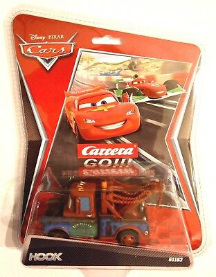 Carrera GO!!! 61183 Disney Cars Hook Maßstab 1:43 NEU