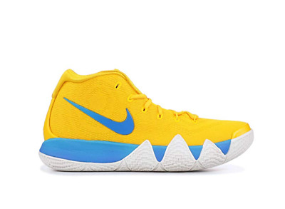 Nike Kyrie IV 4 Kix BV0425-700 US 8-13 Amarillo Cereal Pack Yellow White Blue